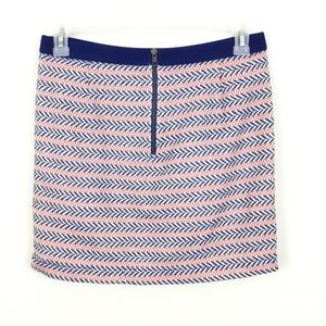 GAP Skirts - GAP GO WEST CHEVRON PRINT SKIRT